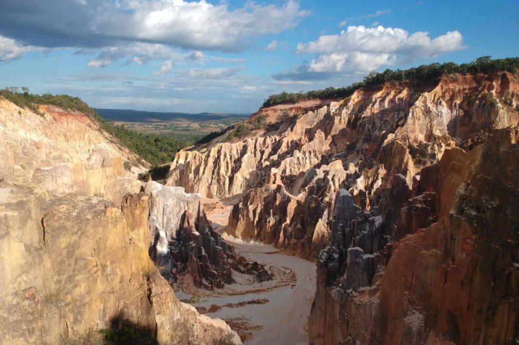 Canyons Ankarafantsika itinerary
