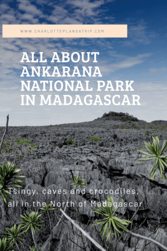 Ankarana National Park Madagascar