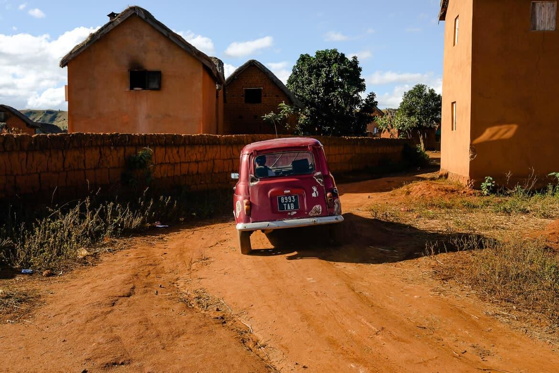 Madagascar Tana locals