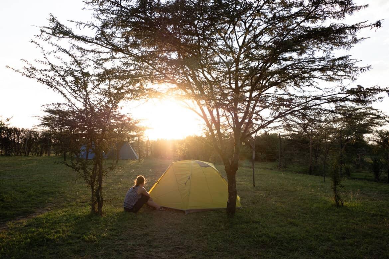 Maasai Mara Game drive budget