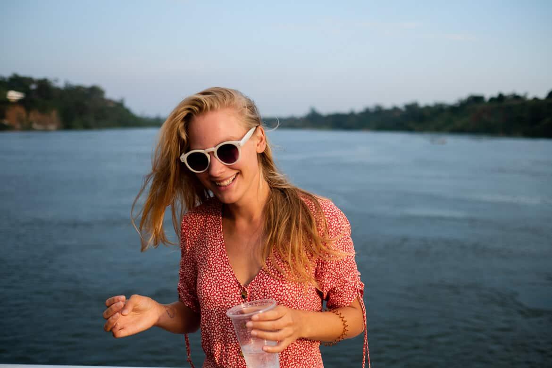 Jinja basecamp Nile