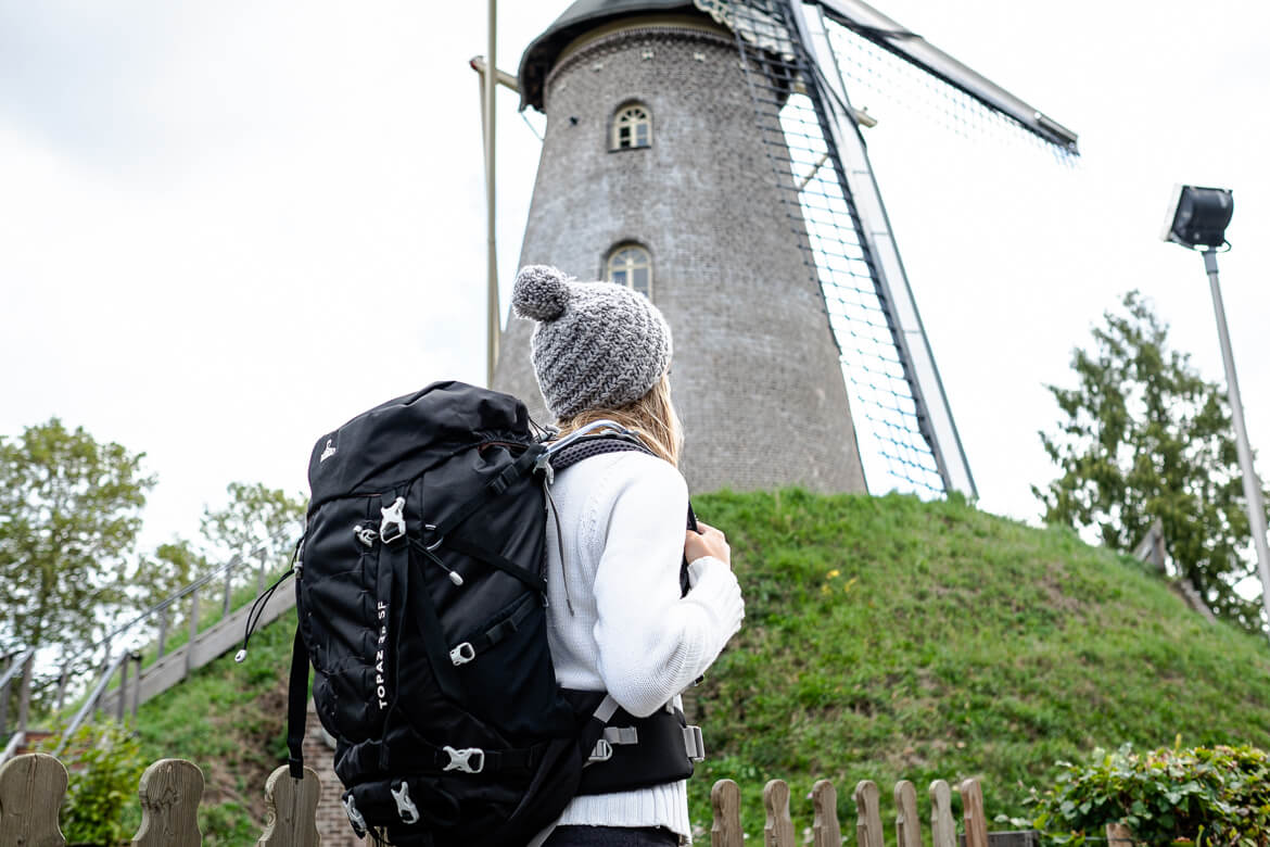 The Netherlands NOMAD Backpack