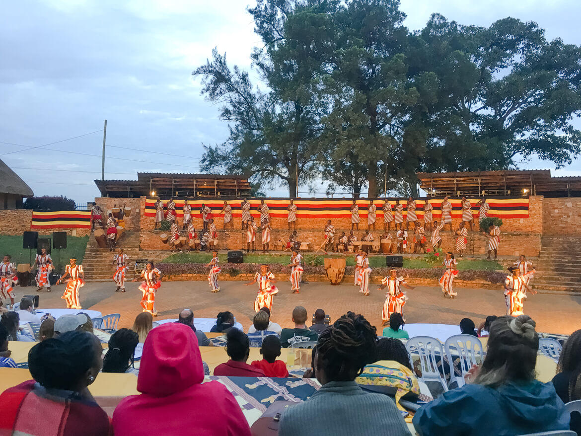 Kampala Ndere Cultural show