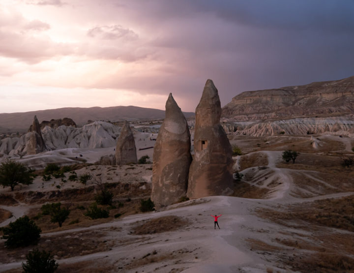 Travel guide: Five amazing days in Cappadocia, Turkey