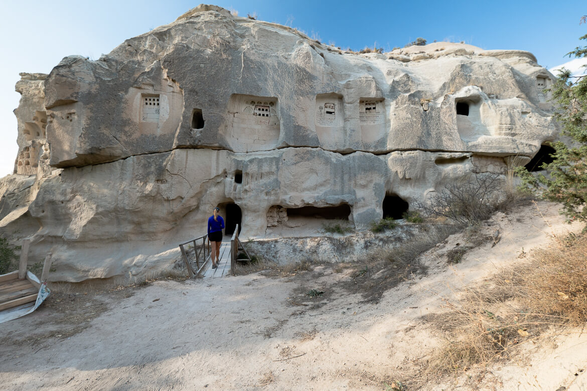 Cappadocia rock churches