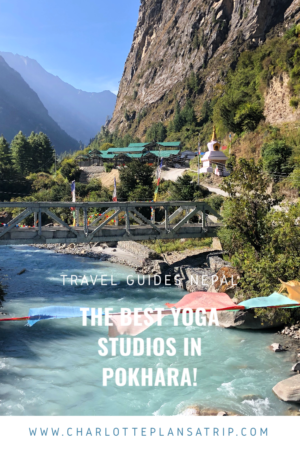 the best yoga studios in Pokhara