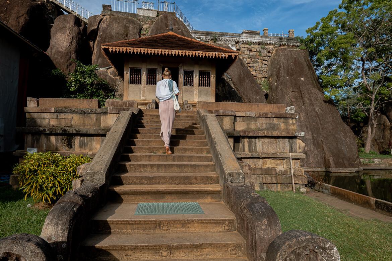 Anuradhapura tempel 2