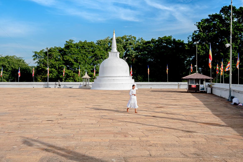 Anuradhapura tempel 3
