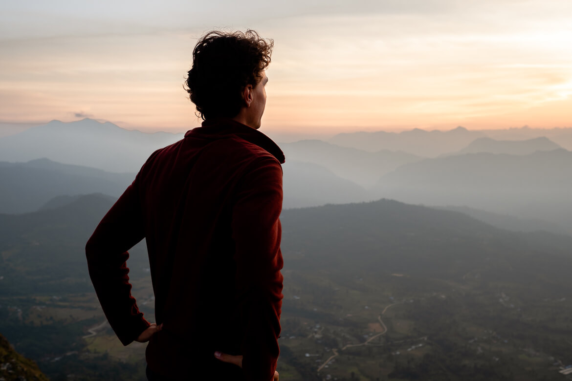 Bandipur Viewpoint sunset-2