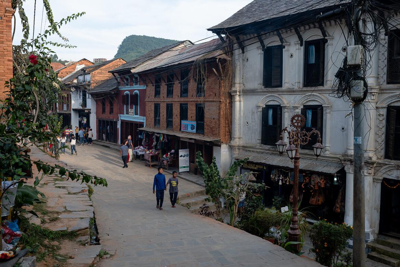 Bandipur town-10