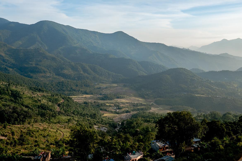 Bandipur town-5