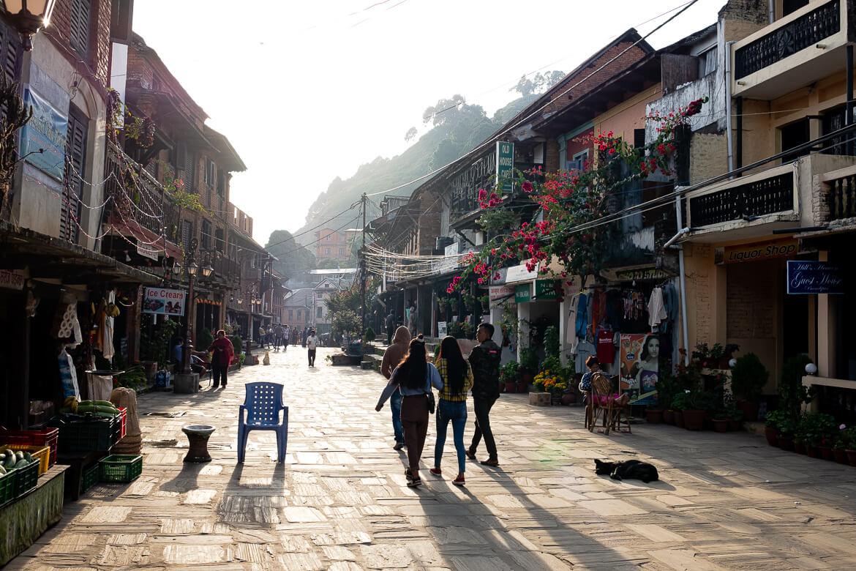 Bandipur town-9