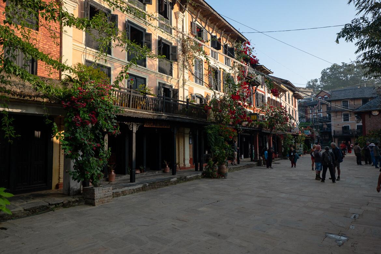 Bandipur town