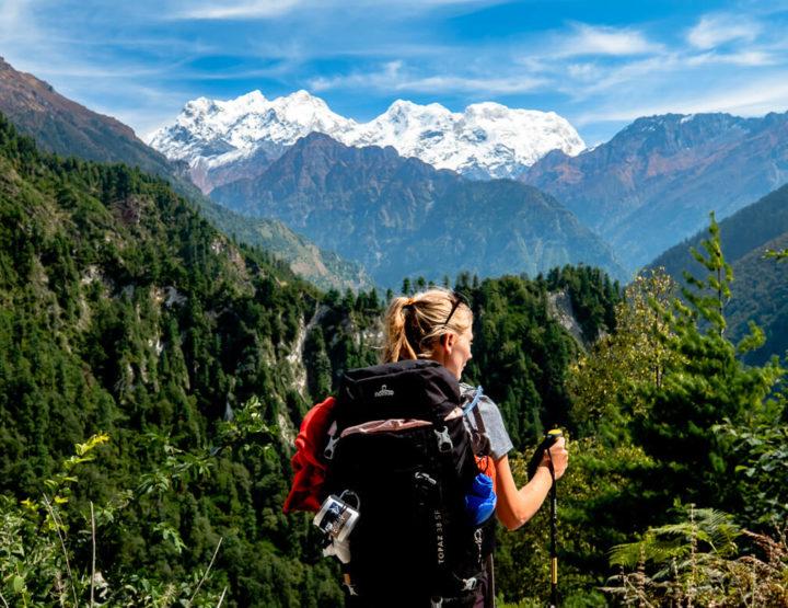 Paklijst Himalaya: Wat neem je mee op een meerdaagse trektocht in Nepal?
