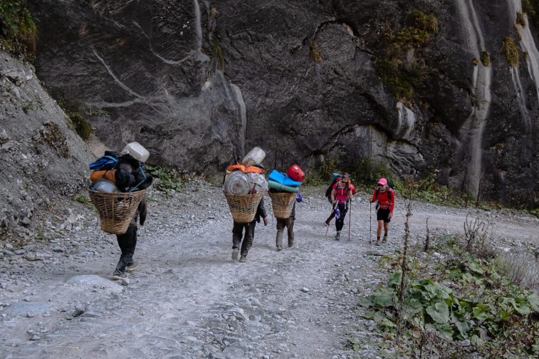 Annapurna (dag 2)