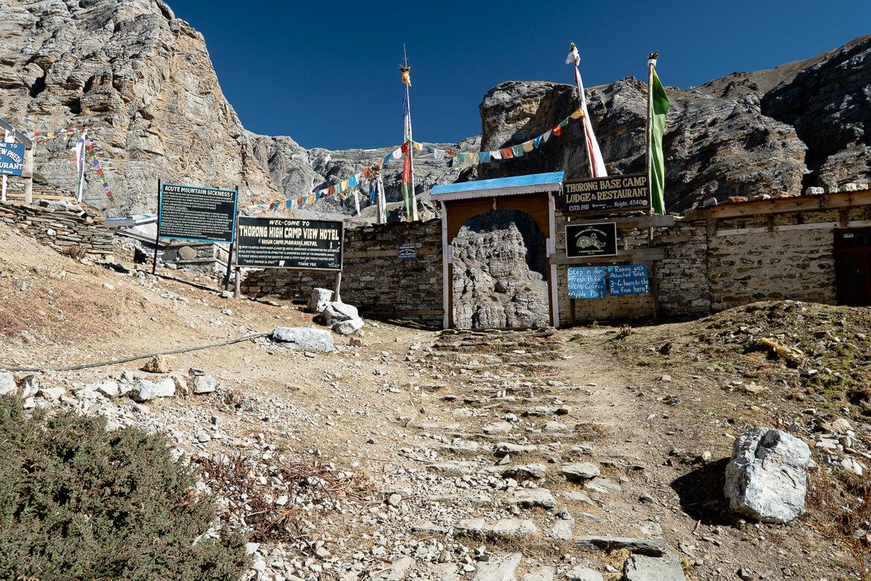 Thorong La Pass (dag 10) Annapurna