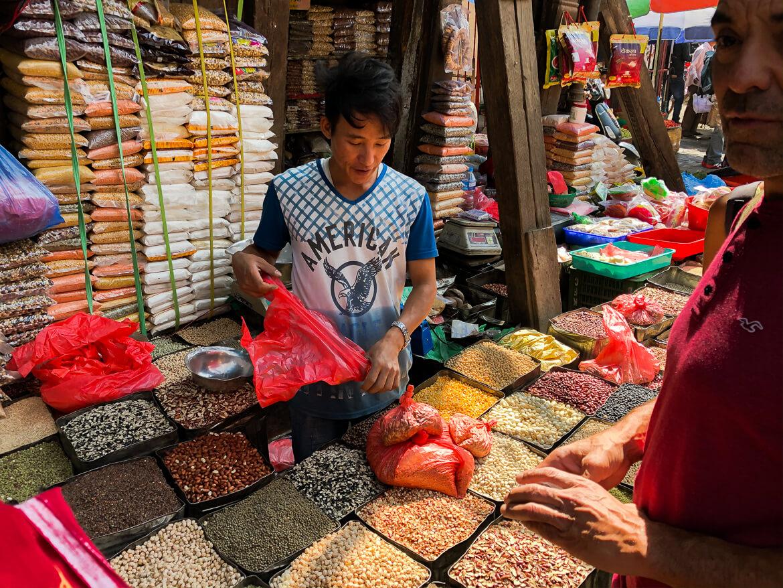 Kathmandu street tour