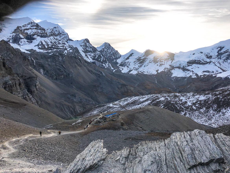 Nepal Himalalaya Annapurna Circuit
