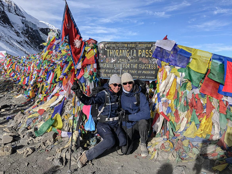 Annapurna Circuit Thorong La Pass