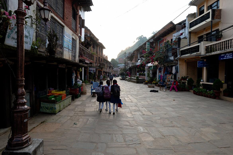 Kids of Bandipur