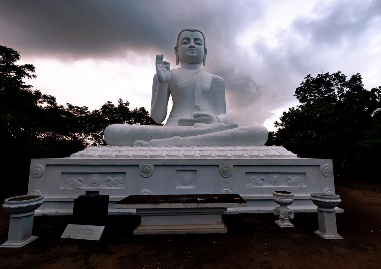 Mihintale Buddha-2