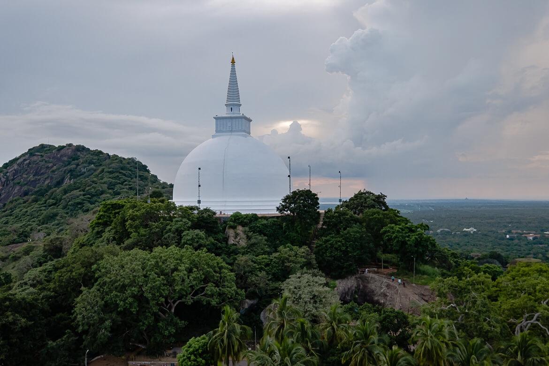 Mihintale Stupa-3