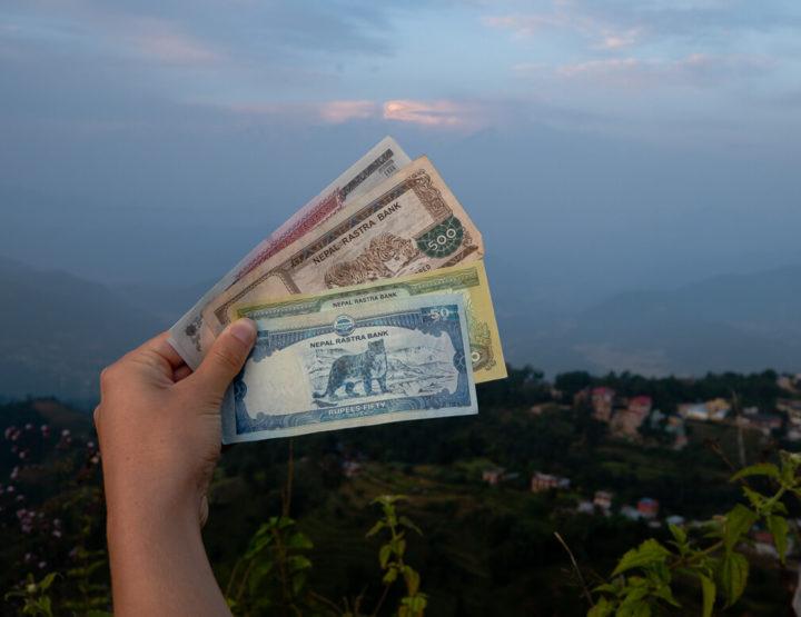Budget Nepal: prijzen en kosten van een reis door Nepal!