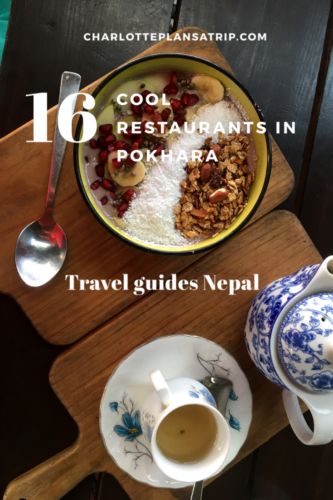 16 best restaurants Pokhara Nepal