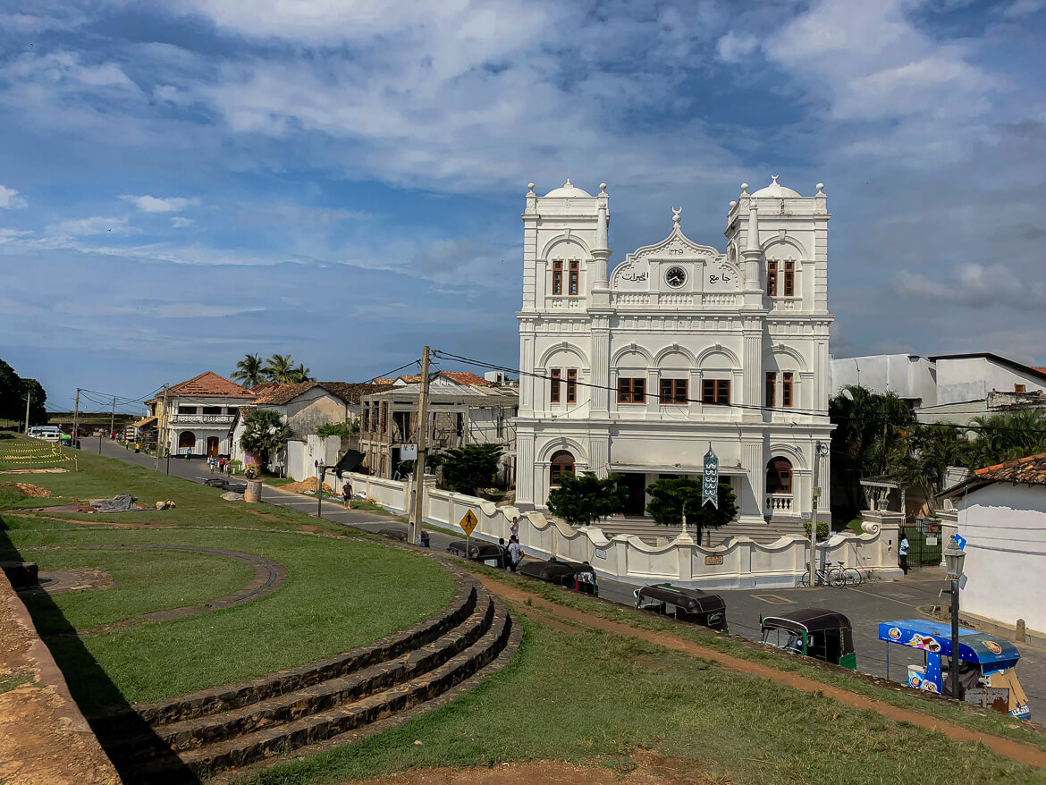 Galle colonial buidling