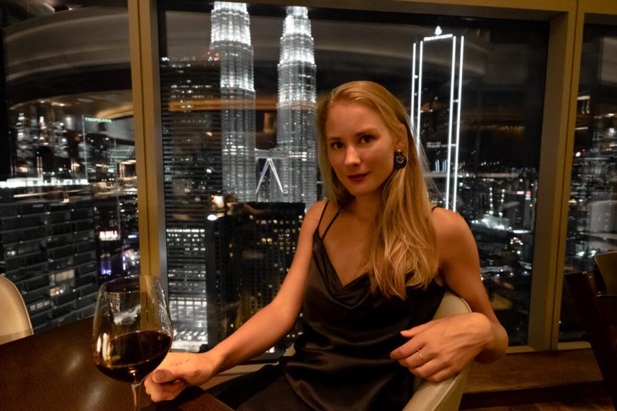 Grand Hyat drinks Kuala Lumpur