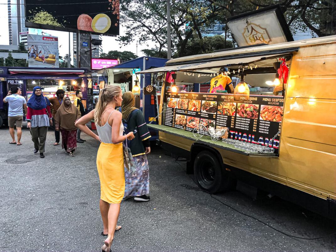 Kuala Lumpur Food Market