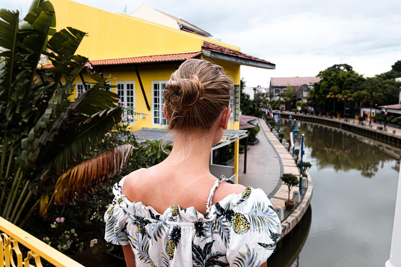 Malaysia Melaka Malacca River