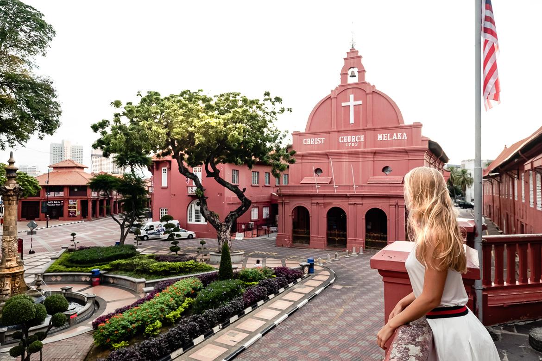 Melaka Dutch Square Malaysia