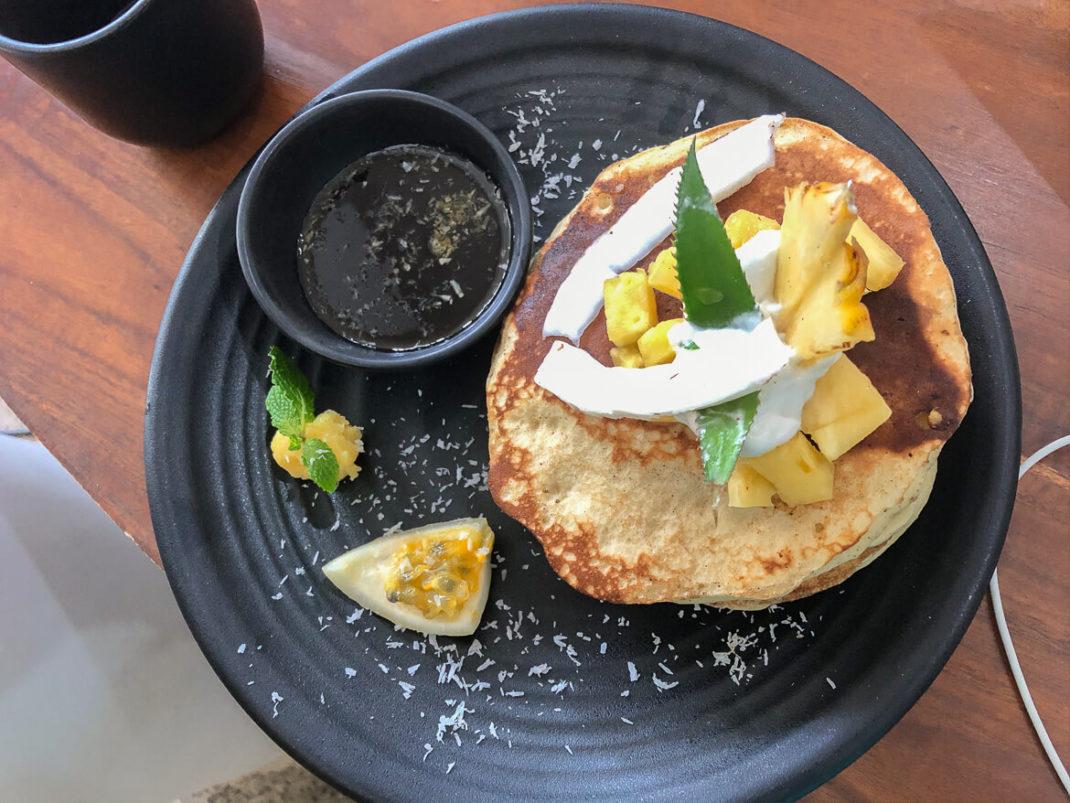 Pancake at Grove Lanka Dickwella