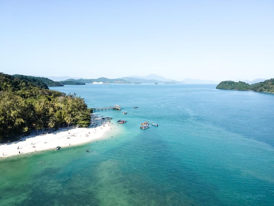 Pulau Kentut Besar Island Island hopping Langkawi