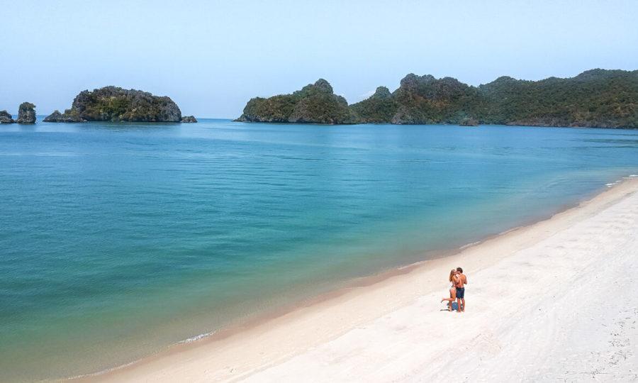 Tanjung Rhu paradise Beach