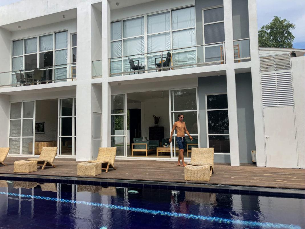 Zephyr villa Dickwella