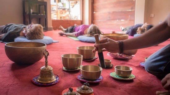 holy garden yoga 2 Pokhara