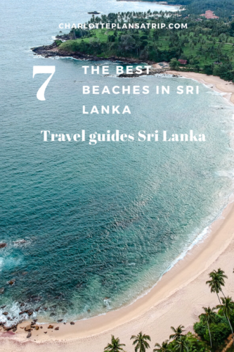 The seven best beaches and bays in Sri Lanka