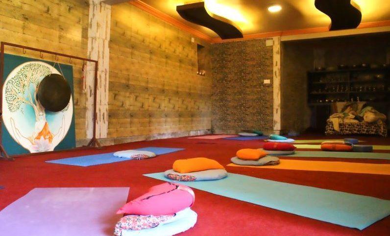 holy garden yoga