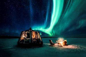 Arctica Lapland Ivalo Finland