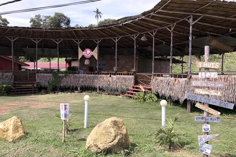 Bak Bar Tip of Borneo Sabah Malaysia