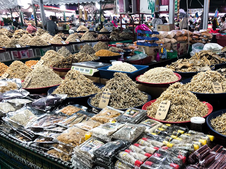 Filipino Market Kota Kinabalu Sabah Malaysia