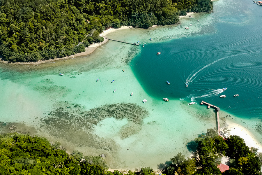 Gaya Island Sabah Malaysia