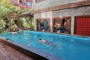 Hotel Middle Path Spa Pokhara Hotelguide