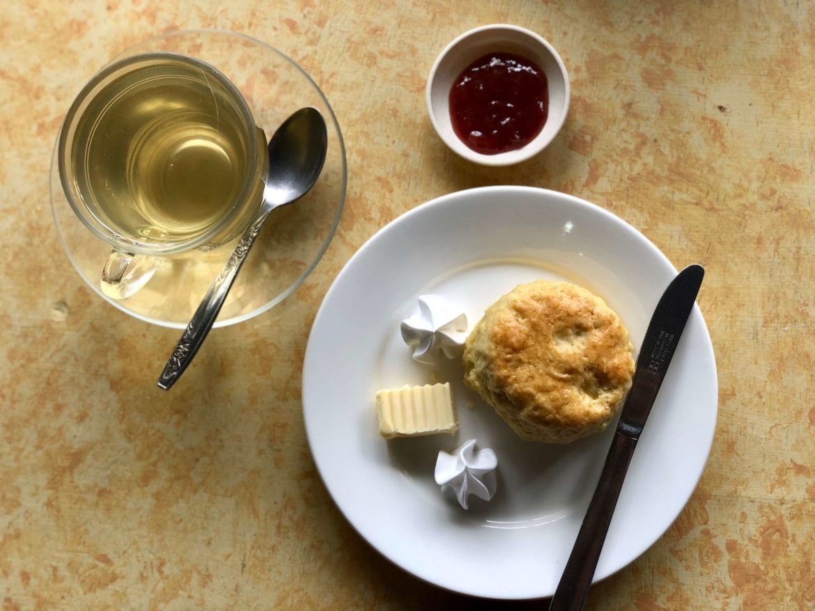 Scones Lords cafe Cameron Highlands Tanah Rata