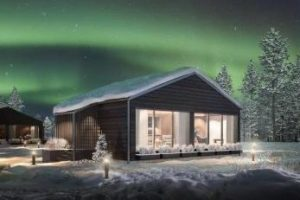 Inari Arctic Chalet Inari Wilderness hotel