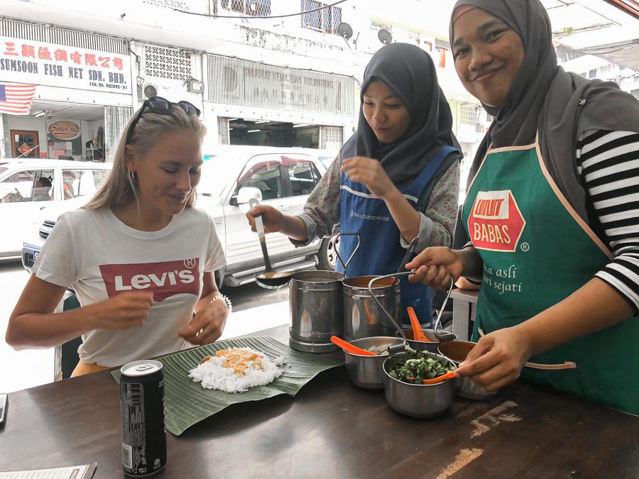 Indian cuisine Kota Kinabalu Sabah Malaysia