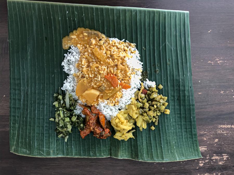 Indian curry Kota Kinabalu Sabah Malaysia