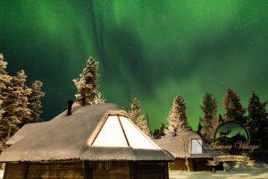 Ivalo Aurora Village Hotel Finland